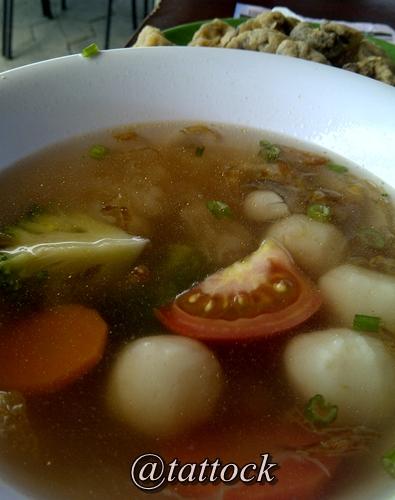 sop jamur