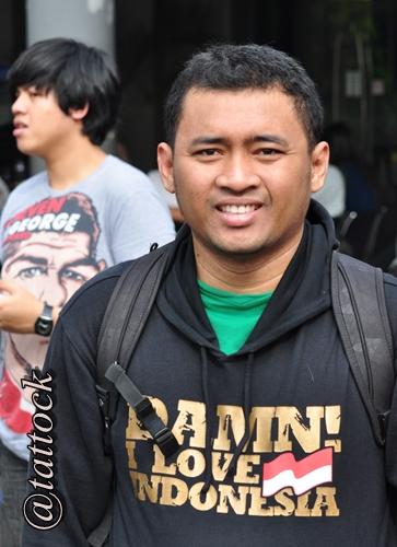 Wakorwil BIGREDS Surabaya, ceria sebelum keberangkatan