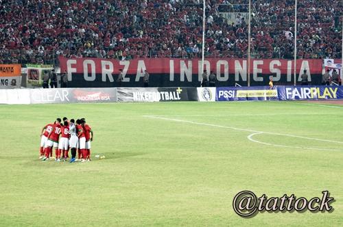 Forza Indonesia!!
