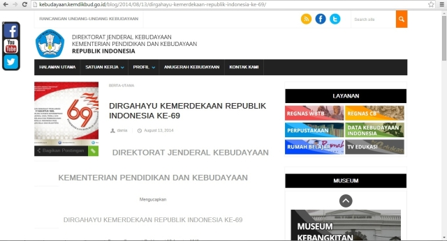 screenshoot dirgahayu