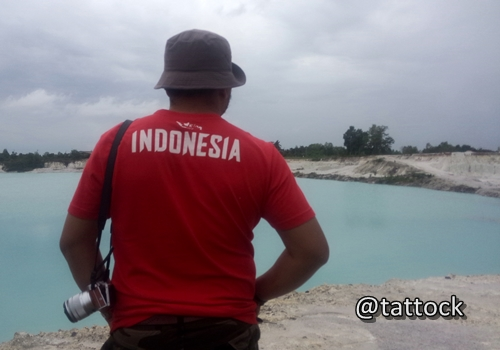 menjejak indonesia